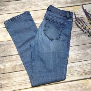 Loft Modern Boot Stretch Jeans